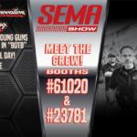 Meet us at SEMA!